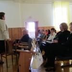 Susitikimas Kavarske smurto šeimose mažinimo klausimais
