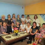 Susitikime su Kijevo ir Kauno universiteto dėstytojomis