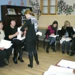 Mokomajame seminare
