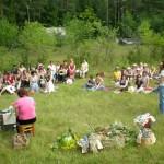 Konferencija kaimo turizmo sodyboje